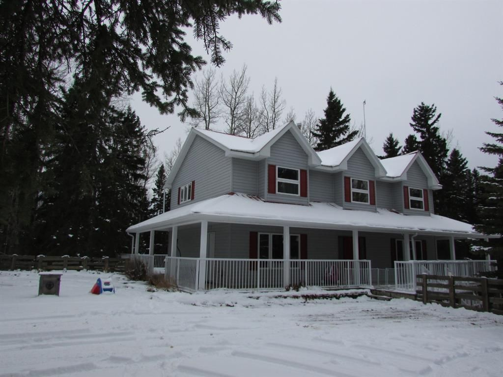 Main Photo: 20 Alder Green Close Other SE: Rural Clearwater County Detached for sale : MLS®# A1049287