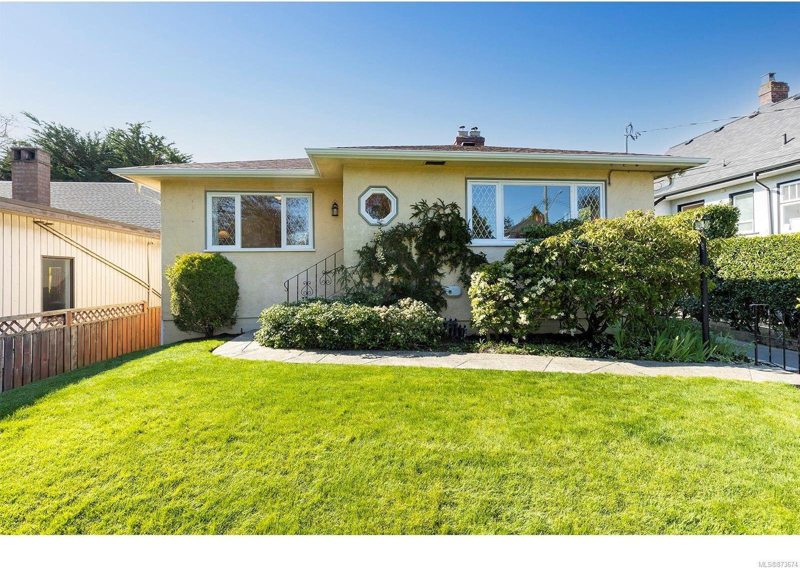 Main Photo: 2171 Lafayette St in : OB South Oak Bay House for sale (Oak Bay)  : MLS®# 873674