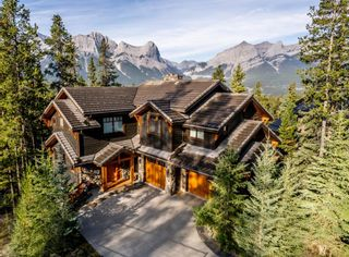 Photo 1: 865 Silvertip Heights: Canmore Detached for sale : MLS®# A1134072