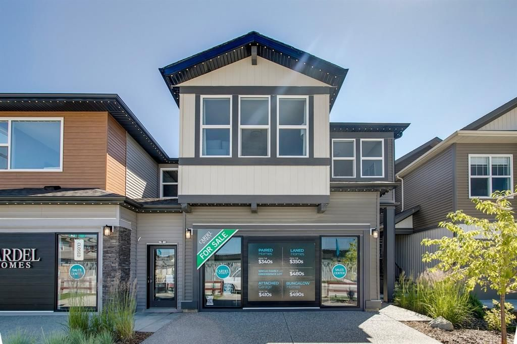 Main Photo: 329 Walgrove Terrace SE in Calgary: Walden Detached for sale : MLS®# A1045939