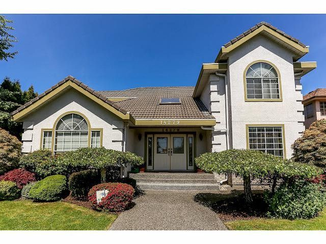 Main Photo: 14279 84 Avenue in Surrey: Bear Creek Green Timbers House for sale : MLS®# F1411849