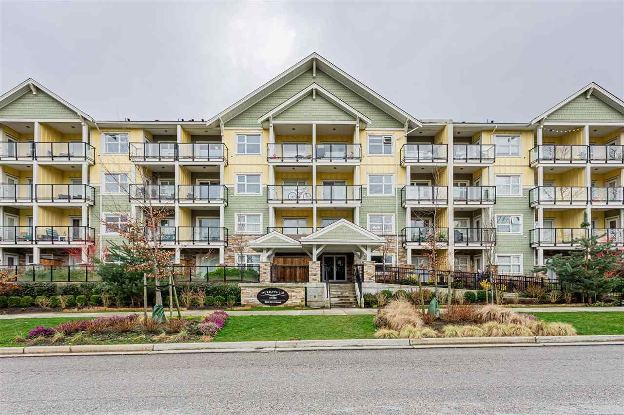 """Main Photo: 402 5020 221A Street in Langley: Murrayville Condo for sale in """"Murrayville House"""" : MLS®# R2537079"""