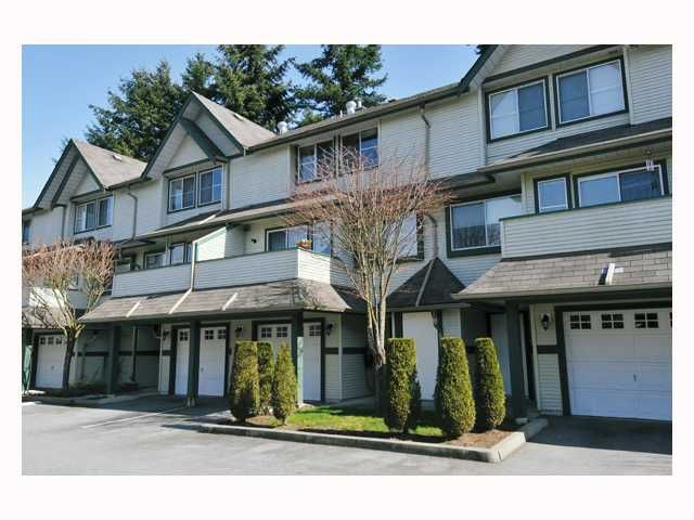 """Main Photo: 38 19034 MCMYN Road in Pitt Meadows: Mid Meadows Townhouse for sale in """"MEADOWVALE"""" : MLS®# V817030"""