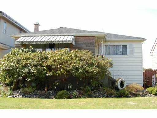Main Photo: 6207 BROOKS Street in Vancouver: Killarney VE House for sale (Vancouver East)  : MLS®# V822248