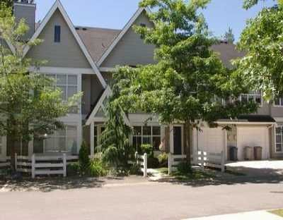 """Main Photo: 27 11757 236TH ST in Maple Ridge: Cottonwood MR Townhouse for sale in """"GALIANO"""" : MLS®# V599488"""