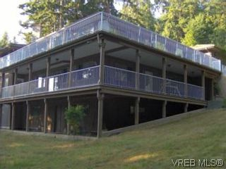Photo 1: 2474 Brule Dr in SOOKE: Sk Sooke River House for sale (Sooke)  : MLS®# 511281