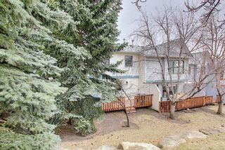 Photo 39: 121 Patina Rise SW in Calgary: Patterson Row/Townhouse for sale : MLS®# A1094320