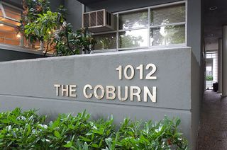Photo 2: 102 1012 Balfour Street in The Coburn: Shaughnessy Home for sale ()