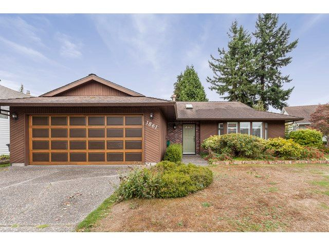 """Main Photo: 1861 129A Street in Surrey: Crescent Bch Ocean Pk. House for sale in """"Ocean Park"""" (South Surrey White Rock)  : MLS®# F1451019"""