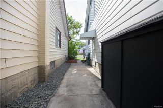 Photo 19: 779 Garfield Street North in Winnipeg: West End Residential for sale (5C)  : MLS®# 1813266