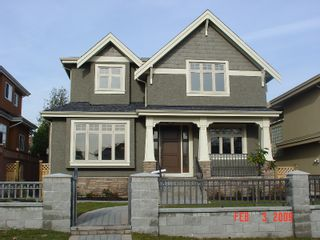 Photo 1: 771 W 60th Ave in Vancouver: Marpole House for sale (Vancouver West)  : MLS®# V750824