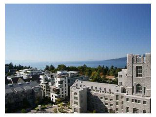 Photo 8: 1103 5989 WALTER GAGE Road in Vancouver: University VW Condo for sale (Vancouver West)  : MLS®# V866030