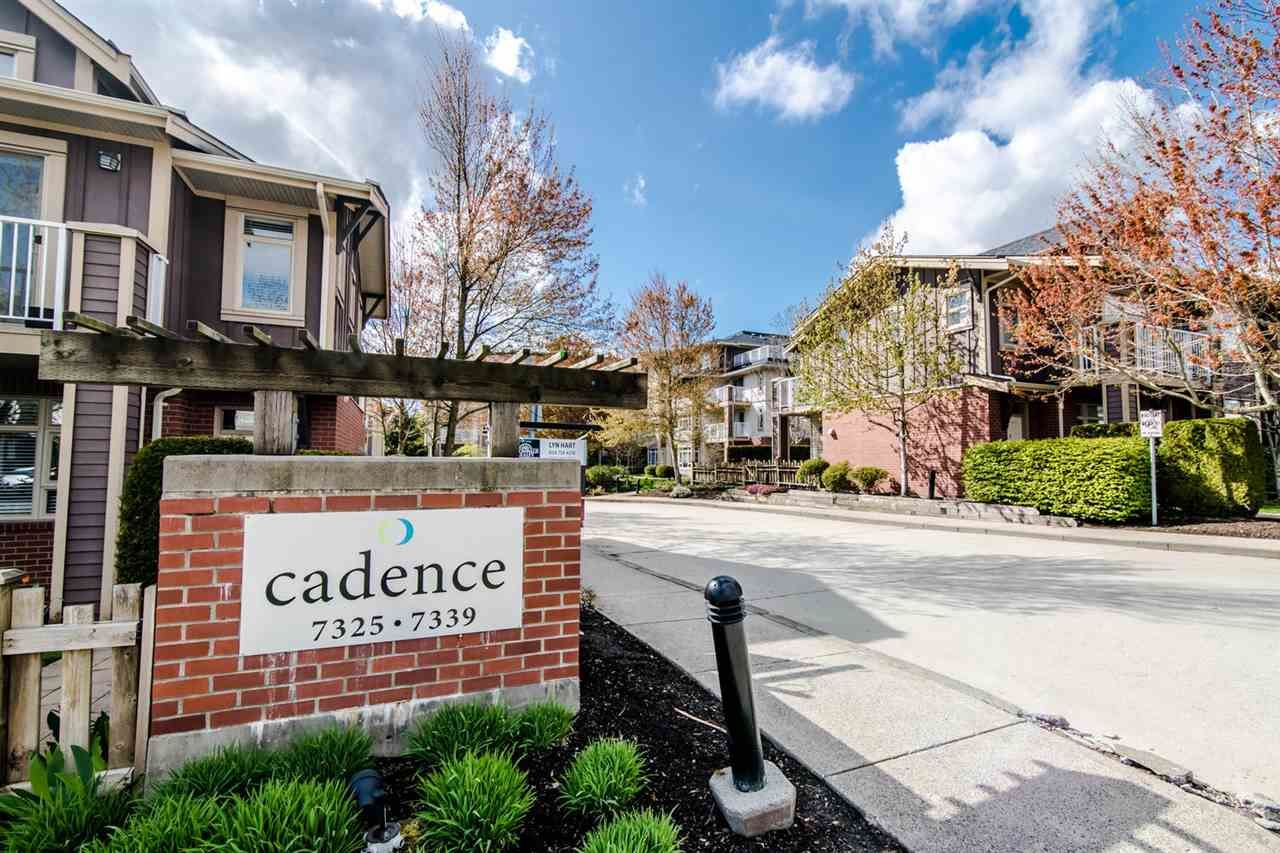 Welcome to Cadence in Metrotown!