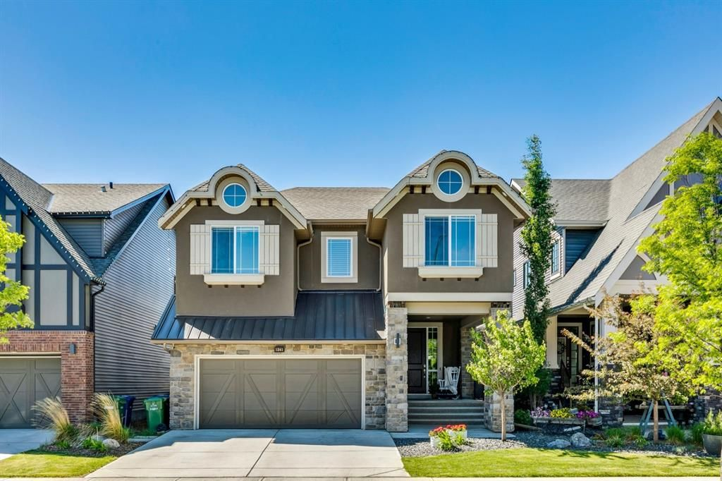 Main Photo: 1241 Coopers Drive SW: Airdrie Detached for sale : MLS®# A1121845