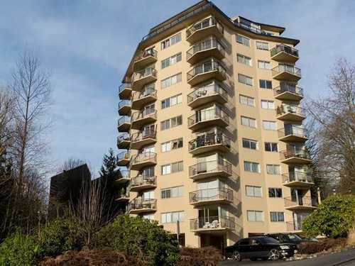Main Photo: 605 1930 MARINE Drive in West Vancouver: Home for sale : MLS®# V1100542