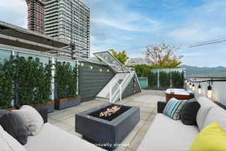 """Main Photo: PH609 53 W HASTINGS Street in Vancouver: Downtown VW Condo for sale in """"PARIS ANNEX"""" (Vancouver West)  : MLS®# R2593630"""