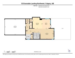 Photo 31: 53 EVANSDALE Landing NW in Calgary: Evanston Detached for sale : MLS®# A1104806