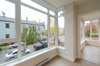 """Photo 18: TH1 2399 SCOTIA Street in Vancouver: Mount Pleasant VE Townhouse for sale in """"SOCIAL"""" (Vancouver East)  : MLS®# R2350537"""