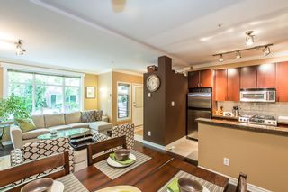 """Photo 4: 2 6878 SOUTHPOINT Drive in Burnaby: South Slope Townhouse for sale in """"CORTINA"""" (Burnaby South)  : MLS®# R2071594"""