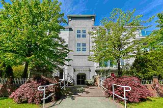 "Photo 1: 105 2983 CAMBRIDGE Street in Port Coquitlam: Glenwood PQ Condo for sale in ""CAMBRIDGE GARDENS"" : MLS®# R2266936"