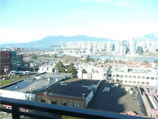 """Photo 4: 907 1068 W BROADWAY in Vancouver: Fairview VW Condo for sale in """"THE ZONE"""" (Vancouver West)  : MLS®# V931473"""