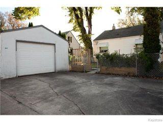 Photo 18: 307 Truro Street in Winnipeg: Deer Lodge Residential for sale (5E)  : MLS®# 1625691