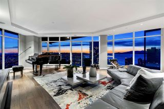 """Photo 3: 4601 1372 SEYMOUR Street in Vancouver: Downtown VW Condo for sale in """"The Mark"""" (Vancouver West)  : MLS®# R2618658"""