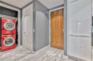 """Photo 10: 203 181 W 1ST Avenue in Vancouver: False Creek Condo for sale in """"BROOK - VILLAGE ON FALSE CREEK"""" (Vancouver West)  : MLS®# R2504203"""