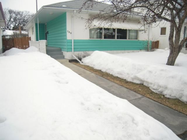 Main Photo: 789 Niagara Street in WINNIPEG: River Heights / Tuxedo / Linden Woods Residential for sale (South Winnipeg)  : MLS®# 1305649