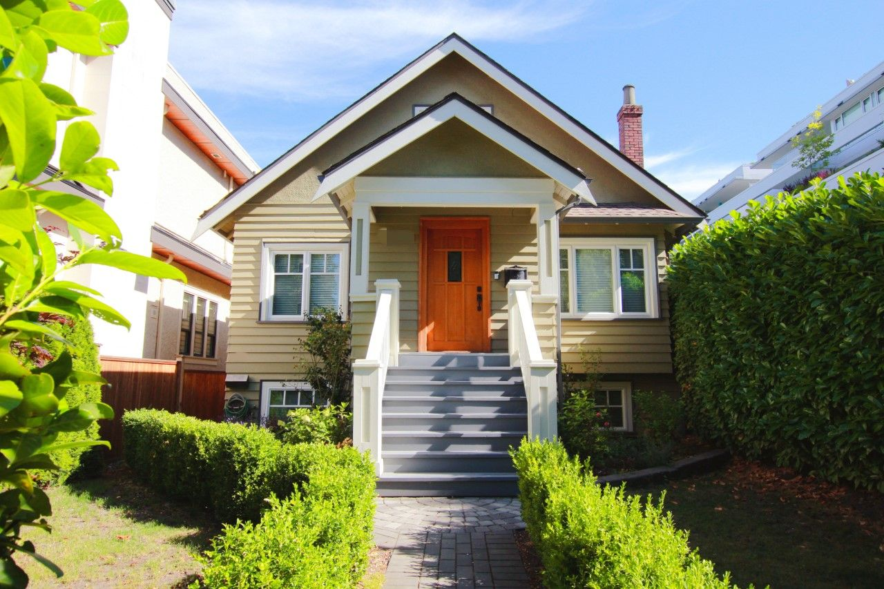 Main Photo:  in Vancouver: Dunbar House for rent (Vancouver West)  : MLS®# AR075B