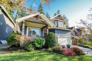 "Photo 1: 38 ASHWOOD Drive in Port Moody: Heritage Woods PM House for sale in ""Stoneridge"" : MLS®# R2439361"