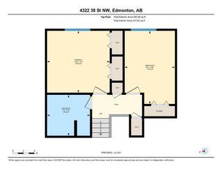Photo 48: 4322 38 Street in Edmonton: Zone 29 House for sale : MLS®# E4255616