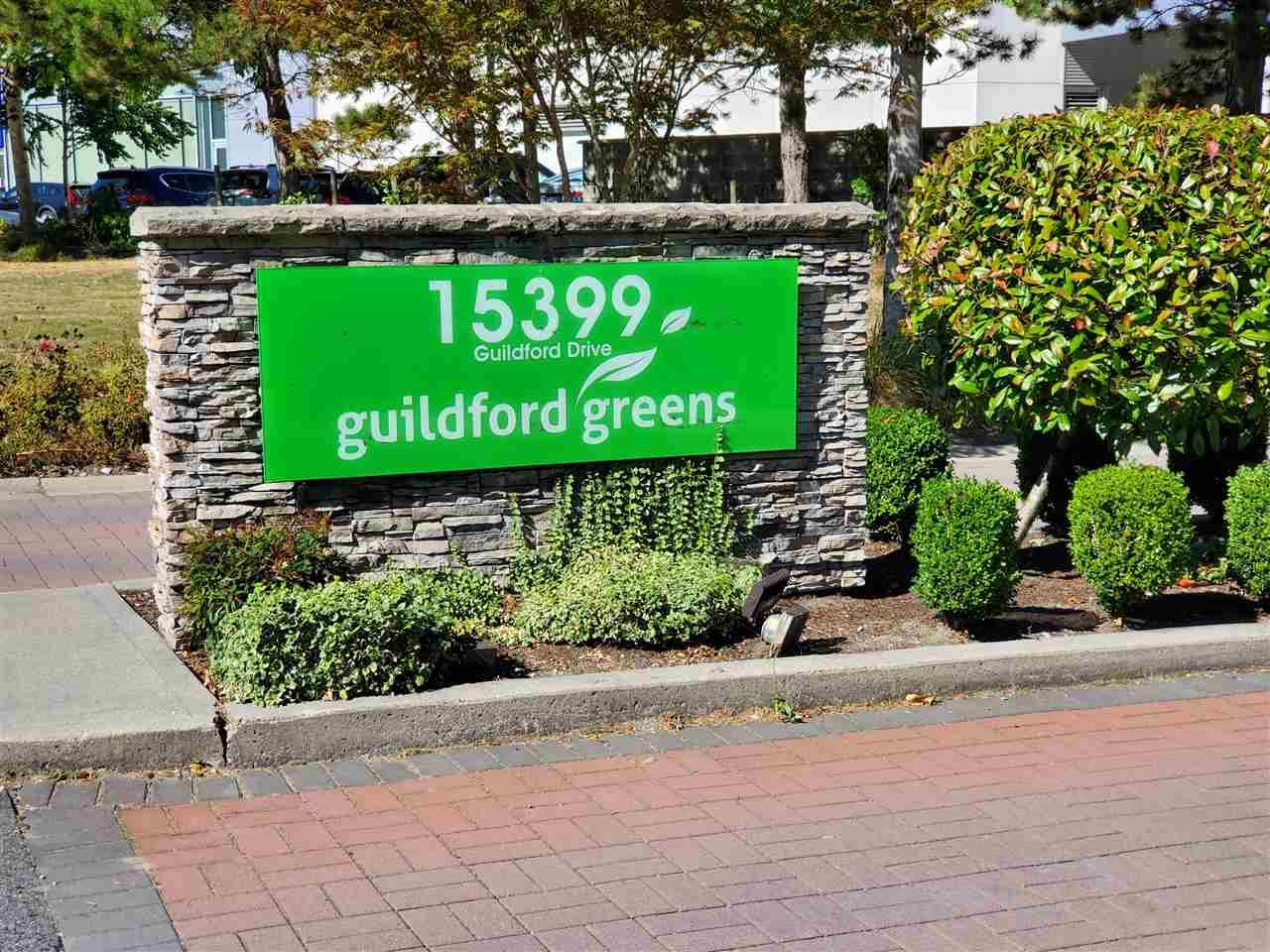 """Main Photo: 46 15399 GUILDFORD Drive in Surrey: Guildford Townhouse for sale in """"GUILDFORD GREEN"""" (North Surrey)  : MLS®# R2577947"""