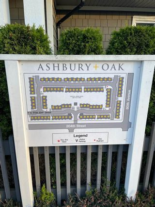"""Photo 10: 21 8050 204 Avenue in Langley: Willoughby Heights Townhouse for sale in """"Ashbury & Oak"""" : MLS®# R2587846"""