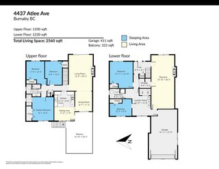 Photo 33: 4437 ATLEE AVENUE in Burnaby: Deer Lake Place House for sale (Burnaby South)  : MLS®# R2586875