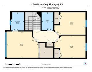 Photo 49: 218 SADDLEBROOK Way NE in Calgary: Saddle Ridge Detached for sale : MLS®# A1037263