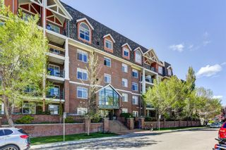 Main Photo: 317 59 22 Avenue SW in Calgary: Erlton Apartment for sale : MLS®# A1114483