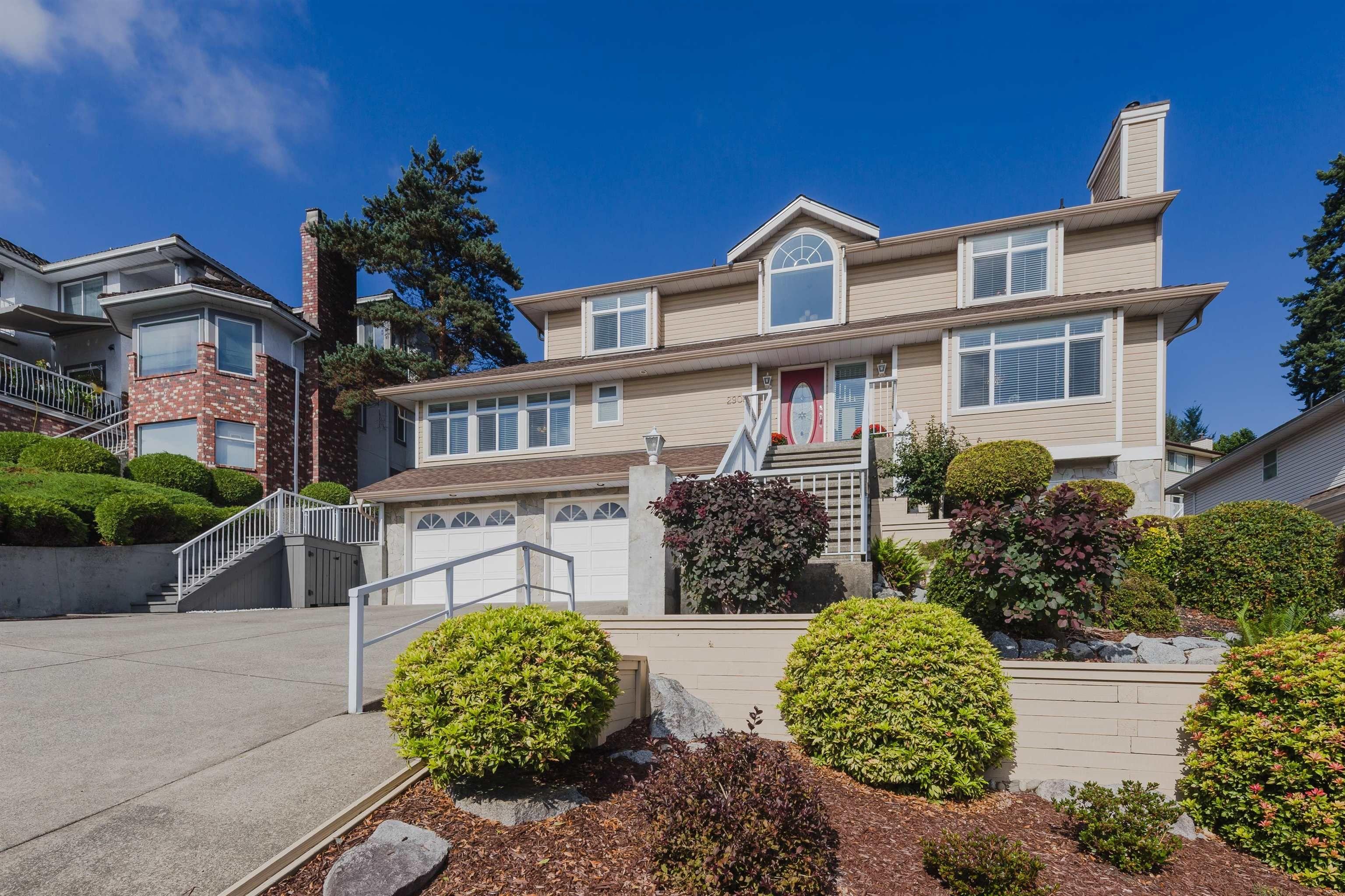 Main Photo: 2908 KALAMALKA Drive in Coquitlam: Coquitlam East House for sale : MLS®# R2622040