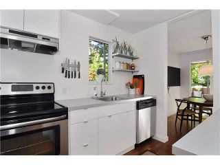 """Photo 5: # 203 1640 W 11TH AV in Vancouver: Fairview VW Condo for sale in """"HERITAGE HOUSE"""" (Vancouver West)  : MLS®# V908583"""