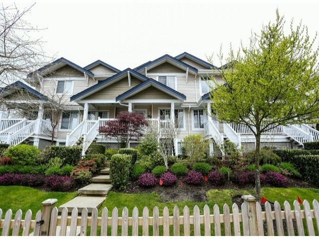 "Main Photo: 8 6533 121 Street in Surrey: West Newton Townhouse for sale in ""StoneBriar"" : MLS®# F1310945"