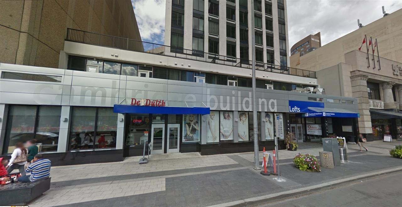 Main Photo: 1109 10024 JASPER Avenue in Edmonton: Zone 12 Condo for sale : MLS®# E4240257