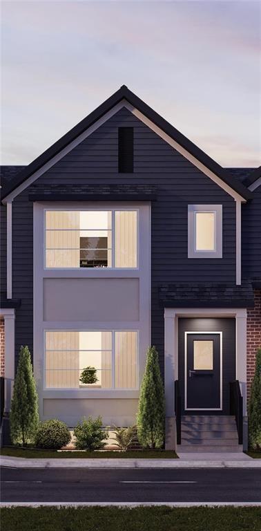Main Photo: 1039 Lanark Boulevard SE: Airdrie Row/Townhouse for sale : MLS®# C4305194