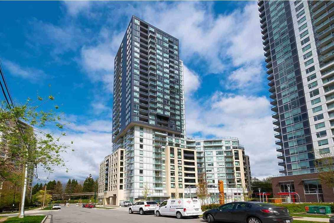 "Main Photo: 2102 5470 ORMIDALE Street in Vancouver: Collingwood VE Condo for sale in ""WALL CENTRE CENTRAL PARK 3"" (Vancouver East)  : MLS®# R2537972"