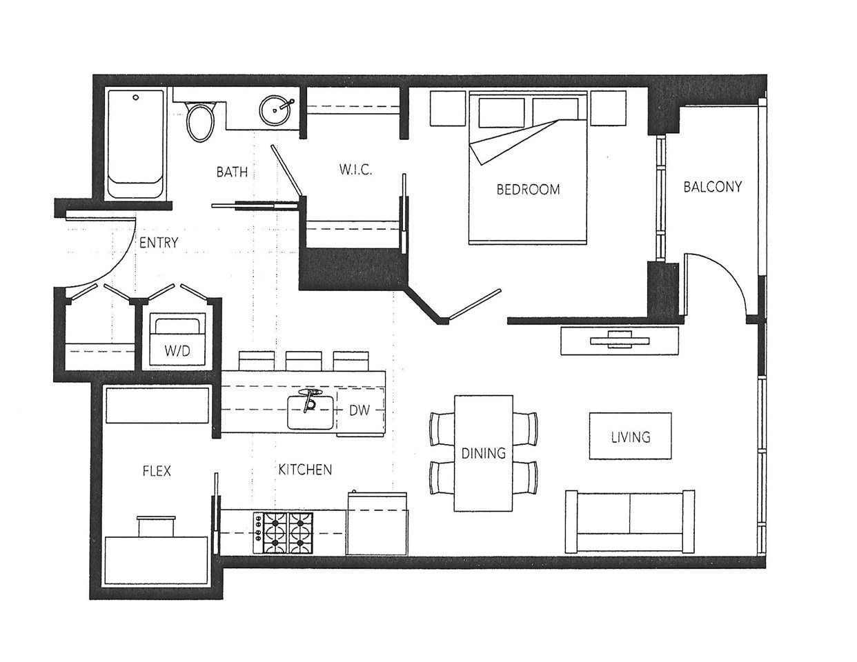Main Photo: 2002 833 SEYMOUR STREET in Vancouver: Downtown VW Condo for sale (Vancouver West)  : MLS®# R2520174