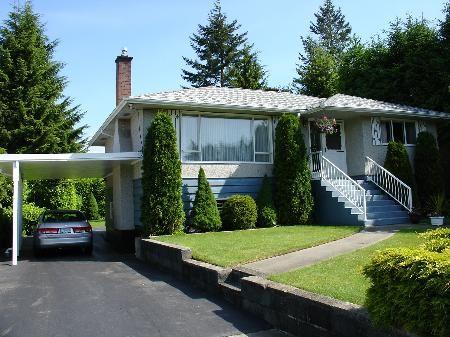 Main Photo: 631 HARRISON AV in Coquitlam: House for sale (Canada)  : MLS®# V594013