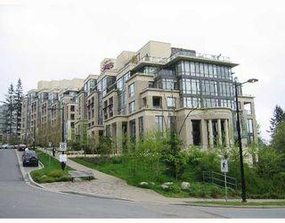 "Photo 1: 401 9320 UNIVERSITY Crescent in Burnaby: Simon Fraser Univer. Condo for sale in ""ONE UNIVERSITY CRESCENT"" (Burnaby North)  : MLS®# V646533"