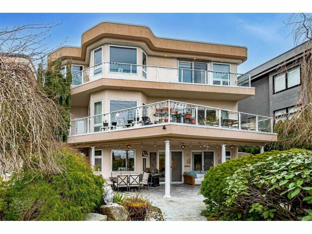 Main Photo: 14109 MARINE Drive: White Rock House for sale (South Surrey White Rock)  : MLS®# R2558613