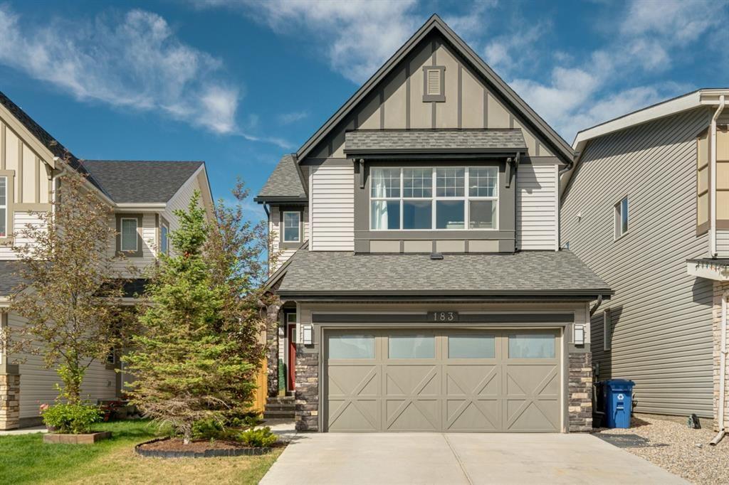 Main Photo: 183 Walden Terrace SE in Calgary: Walden Detached for sale : MLS®# A1123149