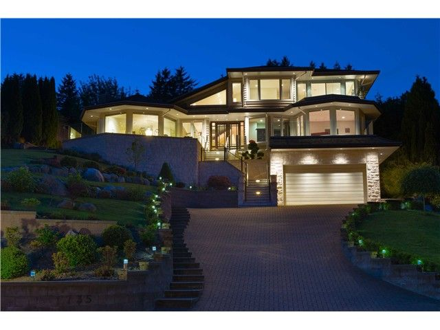 Main Photo: 1735 QUEENS AV in West Vancouver: Queens House for sale : MLS®# V1022669