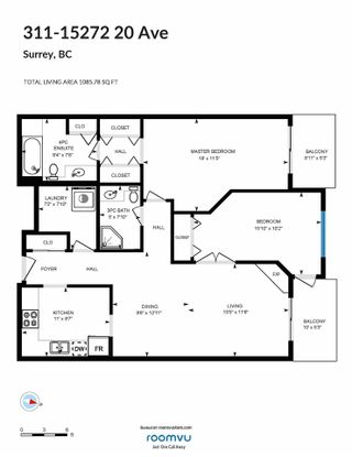 """Photo 40: 311 15272 20 Avenue in Surrey: King George Corridor Condo for sale in """"Windsor Court"""" (South Surrey White Rock)  : MLS®# R2582826"""